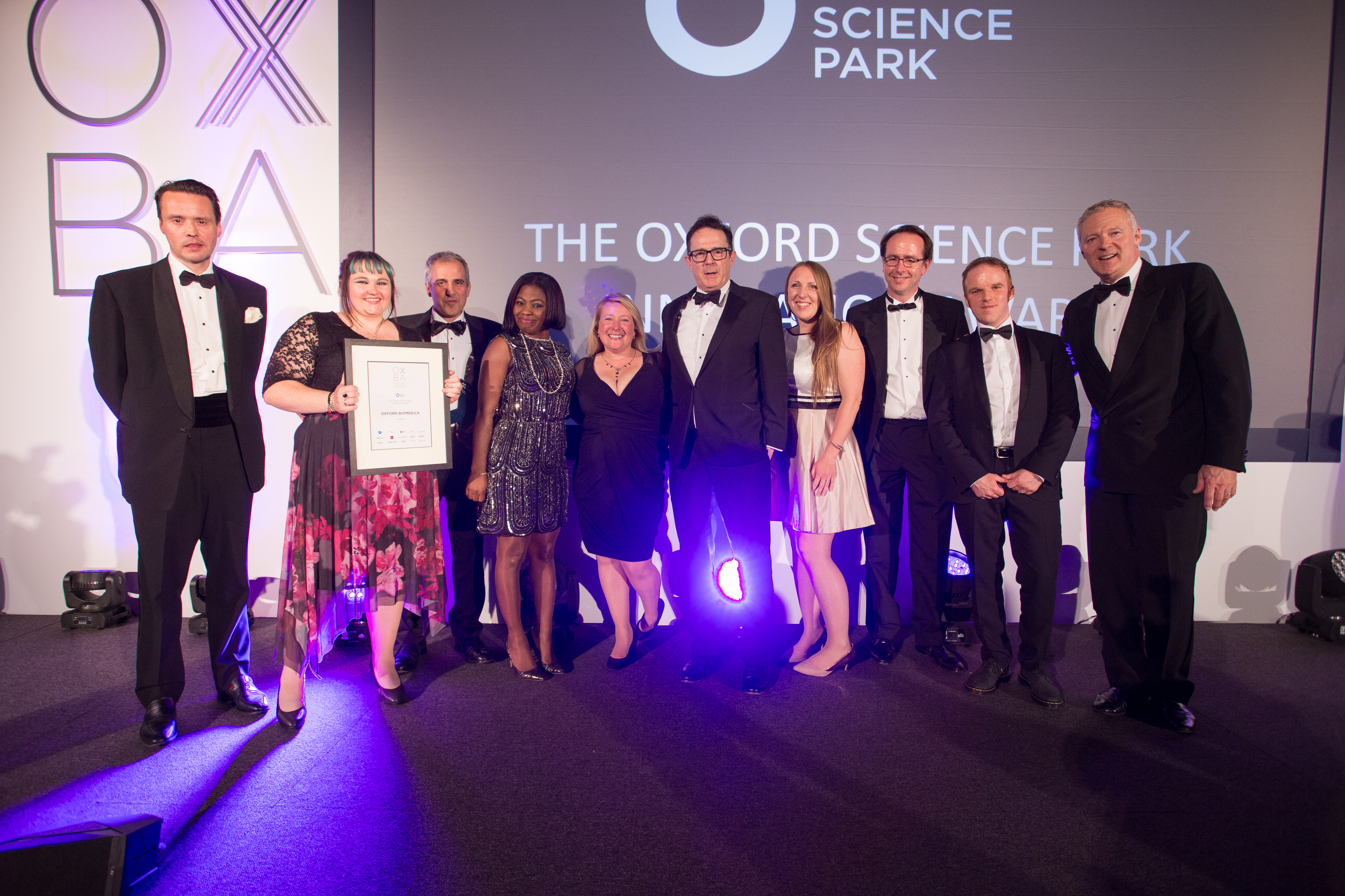 The Oxford Science Park Innovation Award