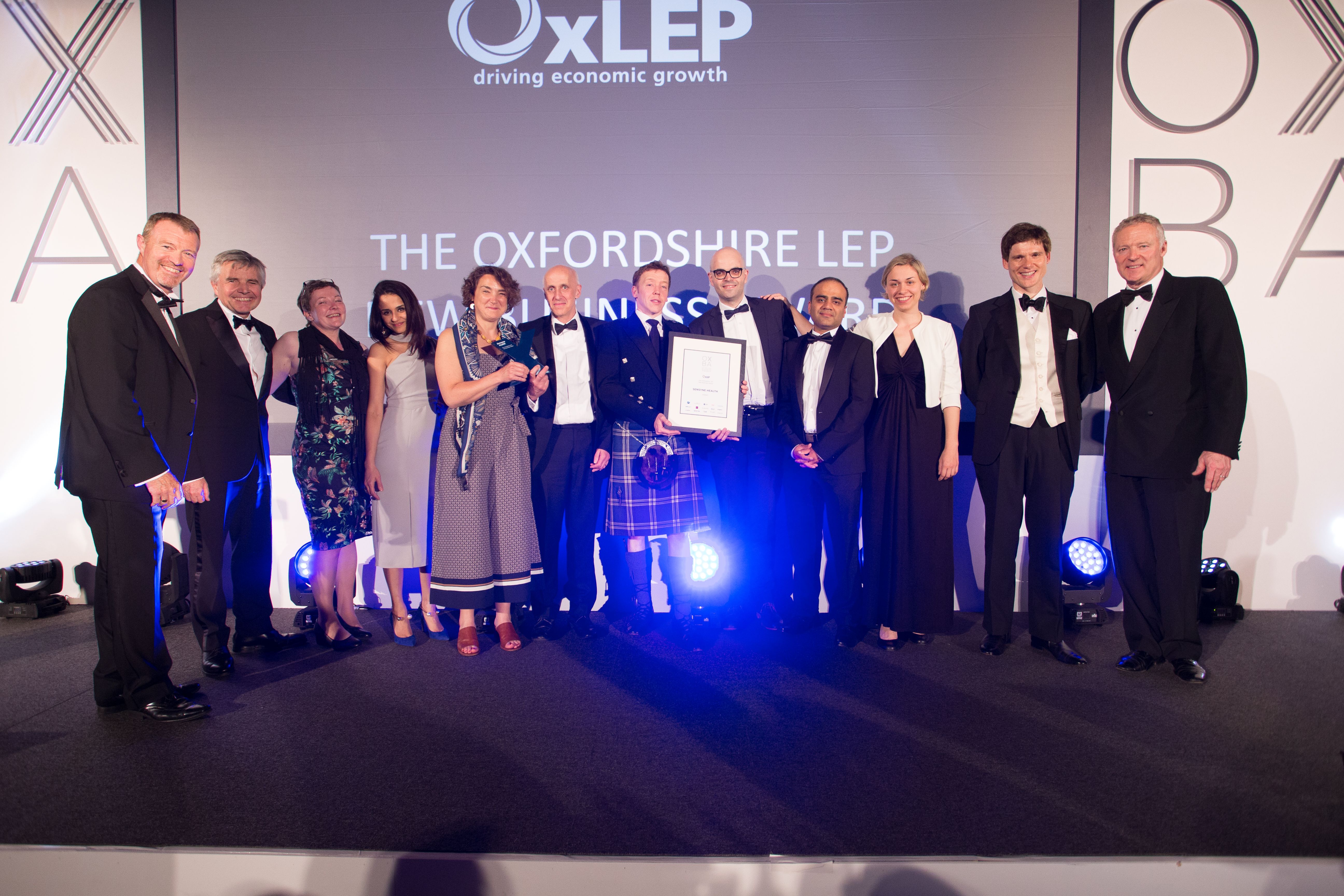 The Oxfordshire LEP New Business Award