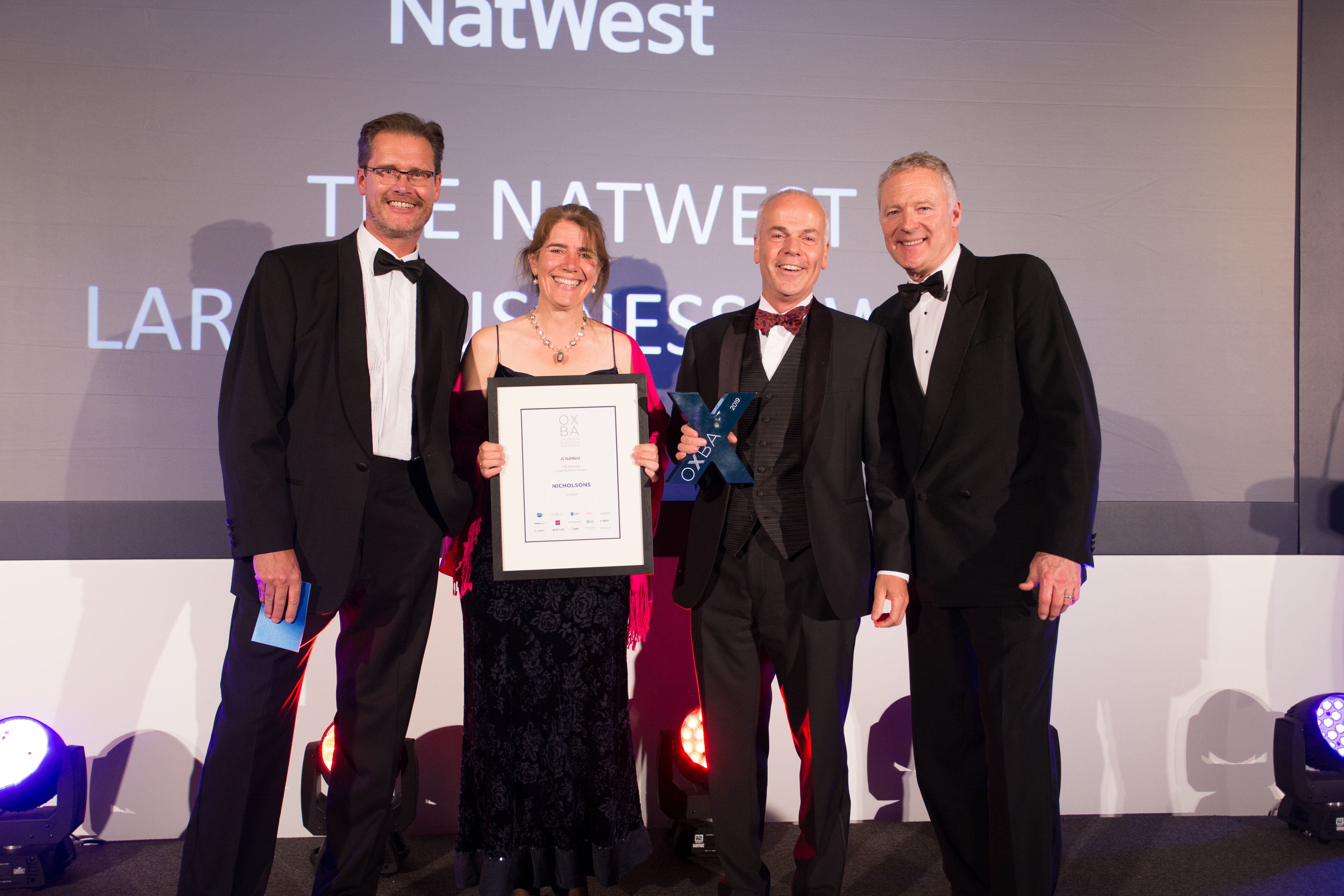 The NatWest Large Business Award
