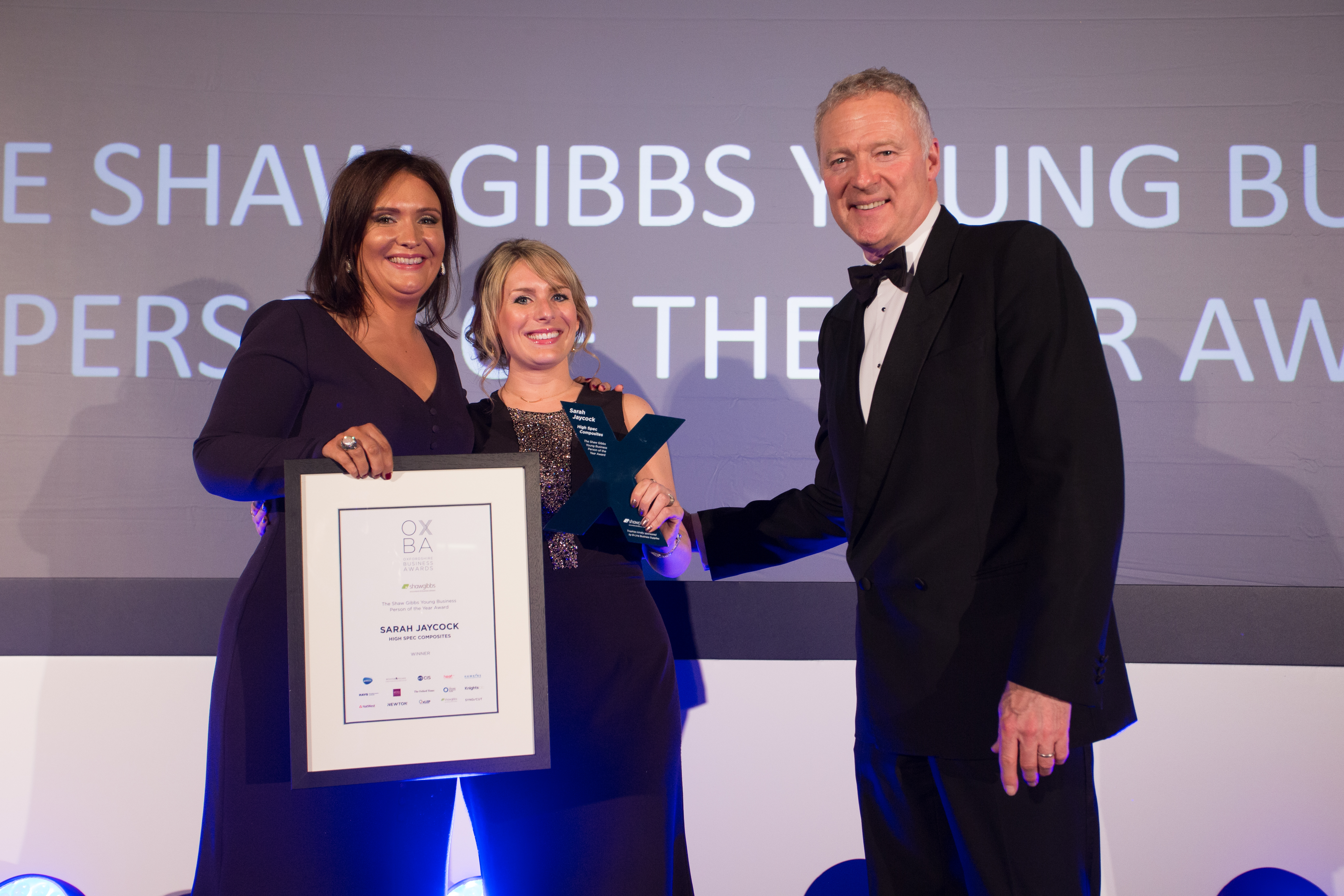 The Shaw Gibbs Young Business Person Award